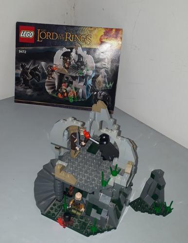 gaia - señor de los anillos lego 9472