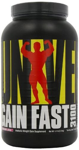 gain fast universal 5 lbs ganador de masa
