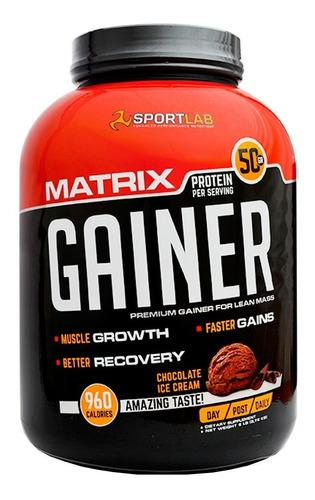 gainer matrix 6lb