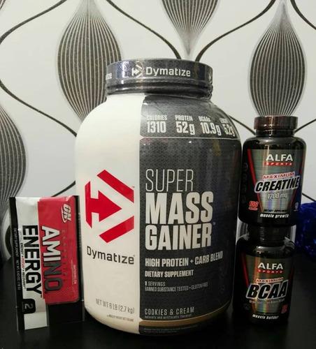 gainer whey aminoascidos quemadores gym fitness