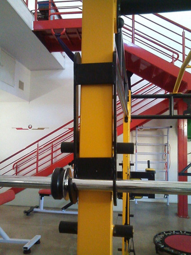 gaiola cross fit funcional swiso fitness