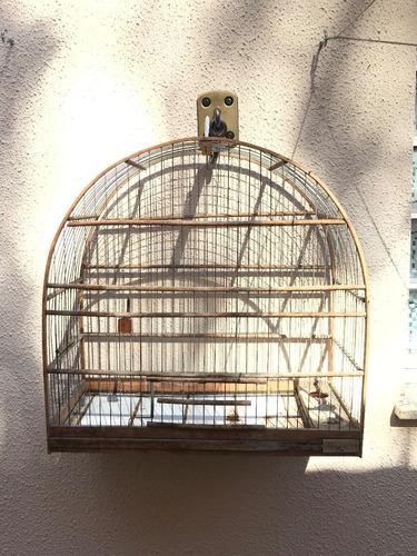 gaiola de passarinho pequena