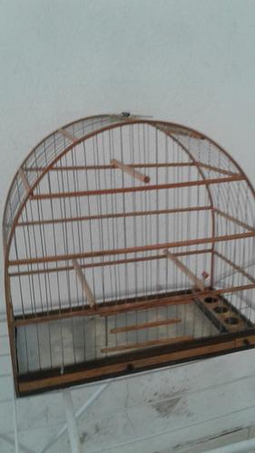 gaiola de passaro - passarinho n5