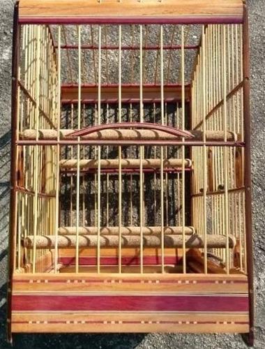 gaiola de trinca ferro  pixarro bico de ferro passeio