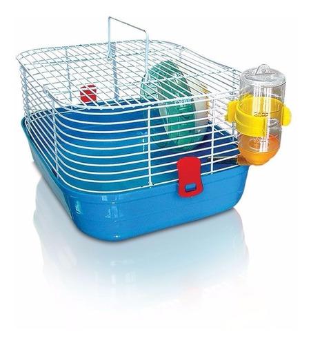 gaiola hamster pop star completa - tamanho: m