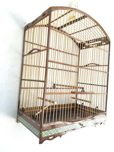 gaiolas para tiziu parafuso teto recortado gp