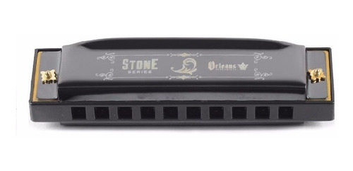 gaita boca harmônica orleans stone diatônica a la 10 furos