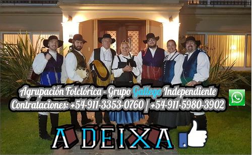 gaita cantareiras  af a deixa  galicia gallego show fiesta