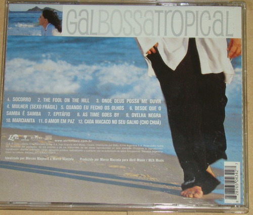 gal costa tropical cd argentino