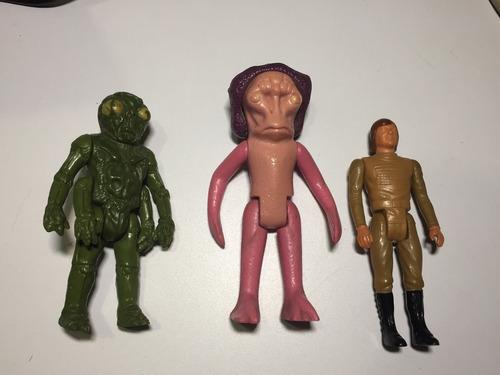 galactica battlestar figuras juguete vintage lote