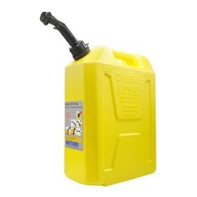 Galão De Combustível 20 Litros  Vermelho/verde/amarelo