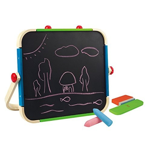 galardonado hape early exploradora anywhere table top art es