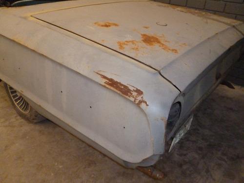galaxie 1964 convertible para restauración total