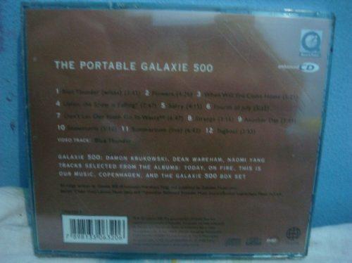 galaxie 500 - the portable - cd nacional