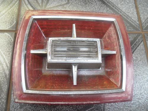 galaxie ltd landau 1967 a 1969 - 1 lente de lanterna traseir