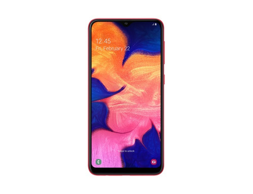 galaxy a10 red sm-a105mzrmpeo