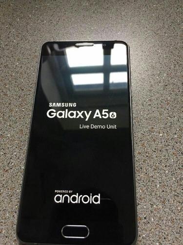 galaxy a5 2016 live demo