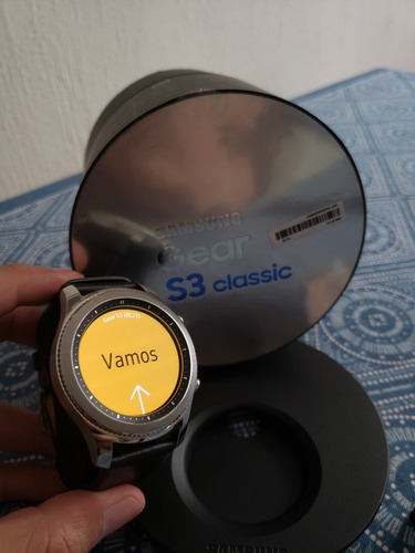 galaxy gear s3 classic excelente estado