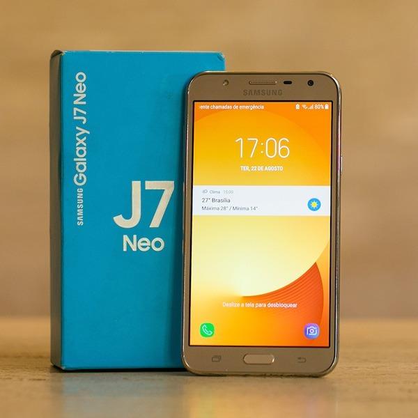 d70850e78c0 Galaxy J7 Neo Dourado Com 16gb