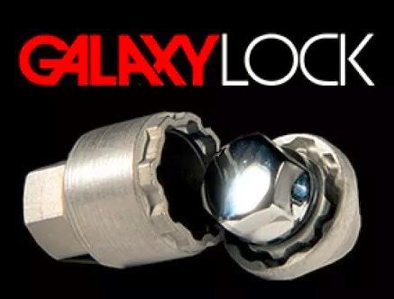 galaxy lock birlos y tuercas para todos los modelos!