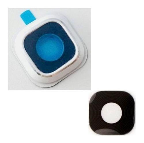 galaxy note 5 cubierta camara trasera lente cristal marco bl