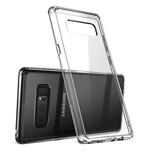 premium selection 1b46c 81c2a Galaxy Note 8 Case, Youmaker Crystal Clear Slim Fit