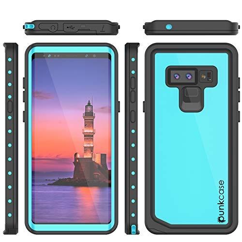 finest selection 8da3a 21689 Galaxy Note 9 Estuche Resistente Al Agua Punkcase Studstar S