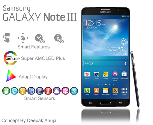 galaxy note samsung