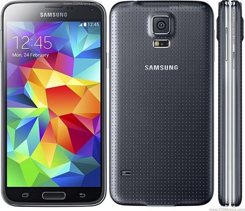 galaxy s5 samsung 4g lte g900v original libre envio gratis !