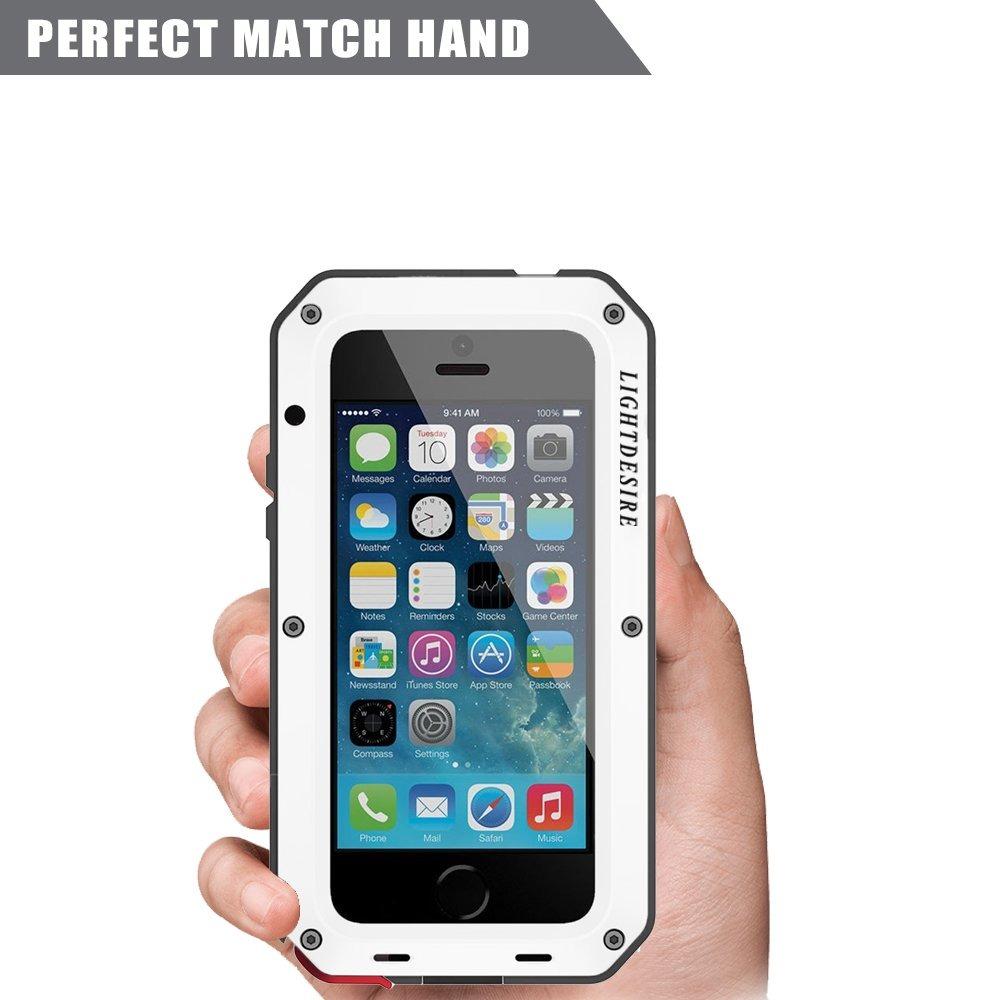 premium selection efa41 0d5d1 Galaxy S6 Case, Lightdesire Extreme Protection Funda De Prot
