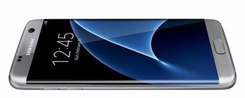 galaxy s7 edge 32gb gold / black tienda san borja. garantía.