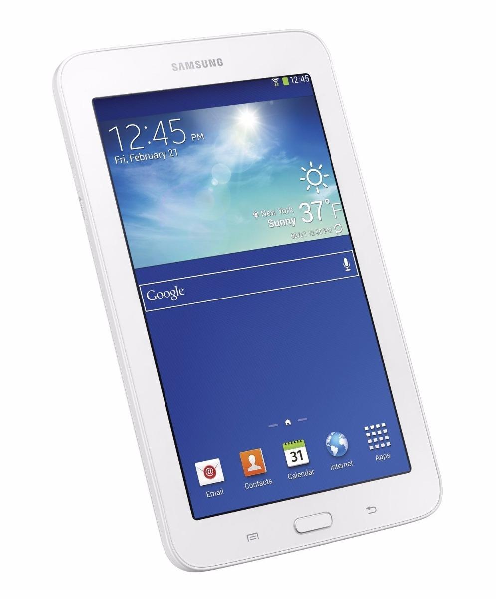Tablet Samsung Galaxy Tab 3 Lite 7 Inch White