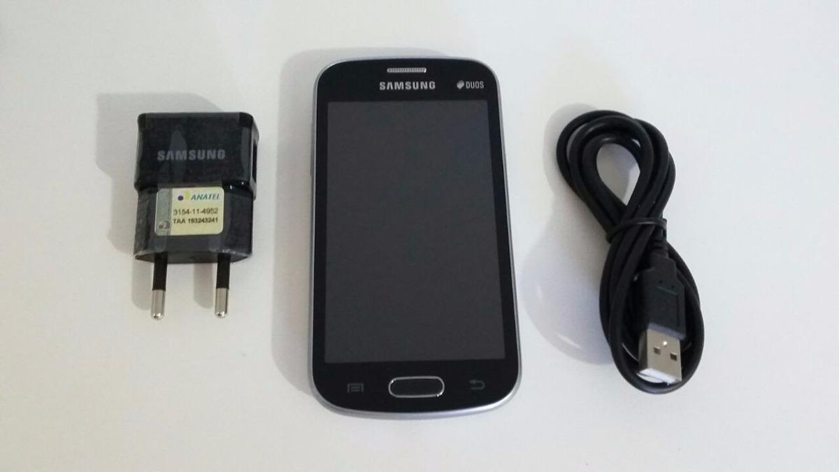 Smartphone samsung galaxy trend lite duos gt s7392l vitrine r 239 99 em mercado livre - Samsung galaxy trend lite smartphone ...