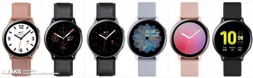galaxy watch active 2 s10+ samsung