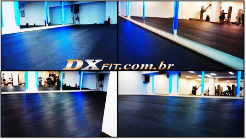 galeria área fitness escritório loja piso emborrachado pvc