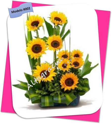 galeria de modelos florales_flores altagracia,c.a.