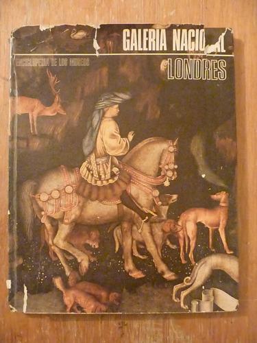 galeria nacional de londres. tomo 7 de la enciclopedia de lo