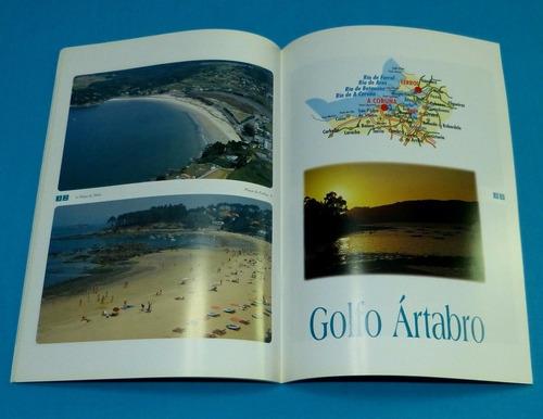 galicia pórtico de la gloria las rías y sus puertos españa