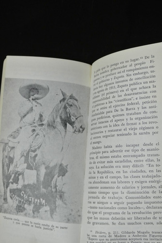 gallegos zapata pensamiento político historia mexico