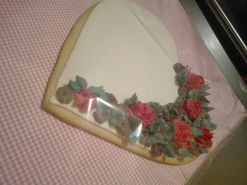 galleta decorada para