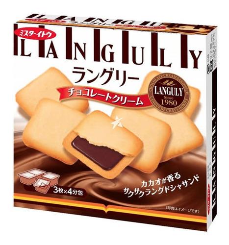 galleta japonesa de chocolate ito saika languly