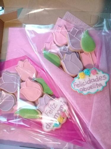 galletas caseras de mantequilla decoradas ¿