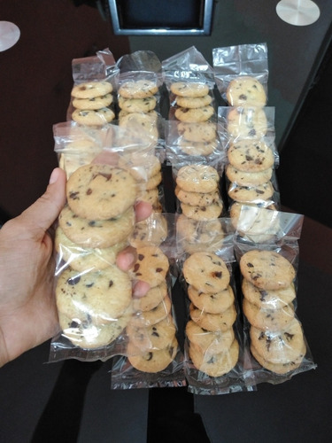 galletas chocochips caseras