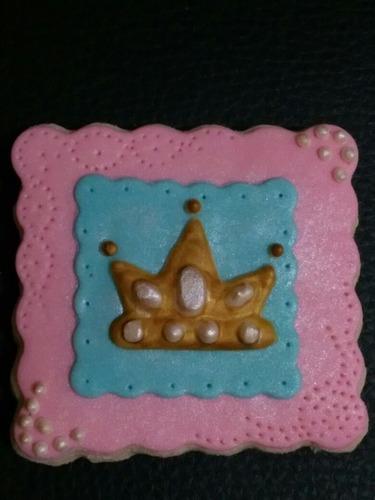 galletas decoradas con royal icing y fondant