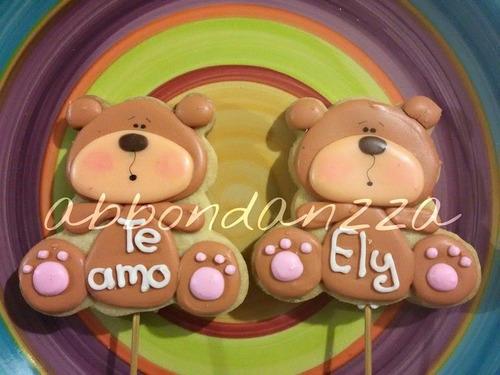galletas decoradas enamorados 14 febrero mamuts bubulubus