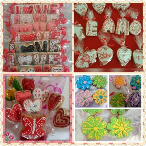 galletas decoradas para fiesta tortas
