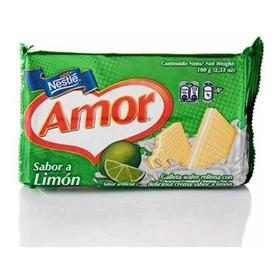 Galletas Ecuatorianas Importadas Nestle® Amor