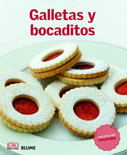 galletas y bocaditos cocina del mundo de