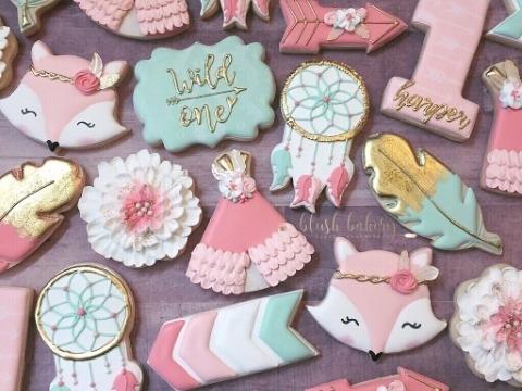galletas y recuerdos comestibles