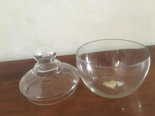 galletero dulcero envase frasco dulces vidrio reposteria